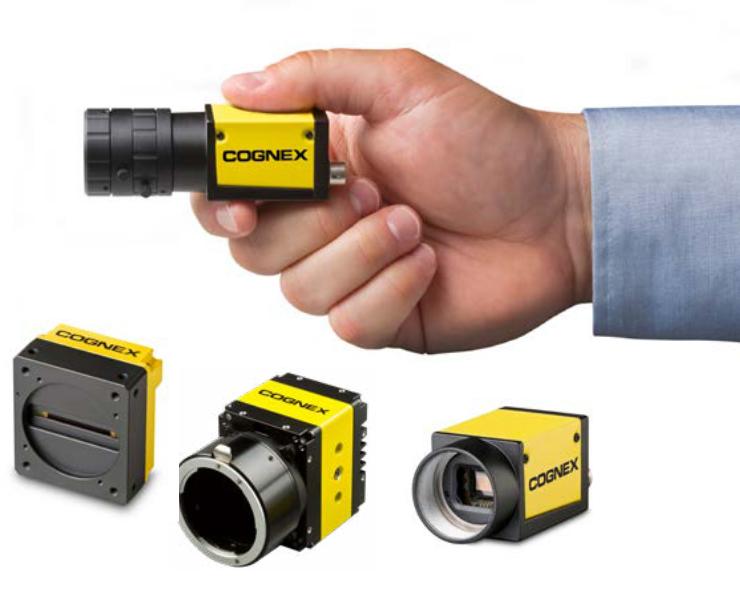 Máy ảnh công nghiệp Cognex và máy lấy khung